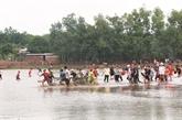 Phá bàu, une fête originale des S'tiêng à Binh Phuoc
