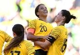 Australie : les footballeuses internationales seront payées comme les hommes