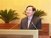 Assemblée nationale : le ministre de l'Intérieur interrogé