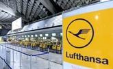 Lufthansa affronte une grève, des centaines de vols annulés