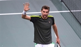 Coupe Davis : le Croate Marin Cilic déclare forfait