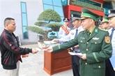 Le Vietnam et la Chine coopèrent dans la promulgation des lois et le contrôle des frontières