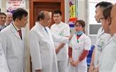 Hanoï : lancement d'un plan d'émulation dans le secteur de la santé