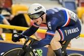 Cyclisme : record de France pour le trio de la vitesse par équipes