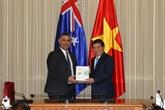 Renforcer la coopération entre Hô Chi Minh-Ville et la Nouvelles-Galles du Sud