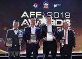 Football : le Vietnam remporte plusieurs prix lors des AFF Awards 2019
