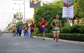 Plus de 2.000 sportifs en lice à un tournoi de marathon à Cân Tho