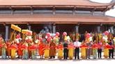 Inauguration du monastère zen Truc Lâm Bac Liêu