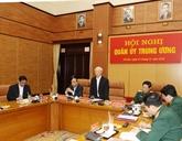 La Commission militaire centrale fait le bilan 2019