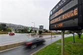 Intempéries : précautions maximales face à l'alerte rouge sur la Côte d'Azur