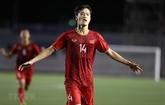 Football : le Vietnam bat l'Indonésie 2-1 aux SEA Games 30