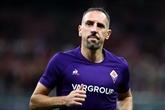 Italie : Ribéry (Fiorentina) sérieusement touché à la cheville droite