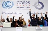 Climat : fossé béant entre la rue et les négociations