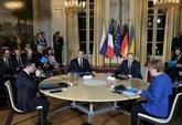 Poutine et Zelensky actent leurs divergences à Paris