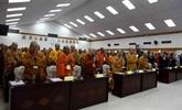 Un séminaire sur le bouddhisme vietnamien au Laos