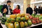 Les exportations atteignent 3,5 milliards d'USD en onze mois