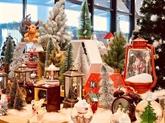 À la recherche des décorations de Noël