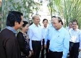 Dialogue entre le Premier ministre et les agriculteurs