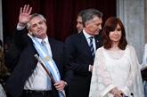 Argentine : Alberto Fernandez, nouveau président d'un pays en crise