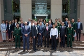 Dialogue stratégique diplomatique et de défense Vietnam-Australie