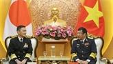 Les Marines vietnamienne et japonaise intensifient leur coopération