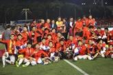 Sea Games 30 : les médias asiatiques saluent la victoire historique du football vietnamien