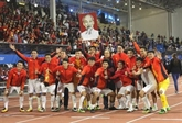 Le Vietnam termine 2e aux SEA Games 30