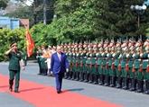 Le PM exhorte l'hôpital militaire 175 à devenir un établissement médical régional