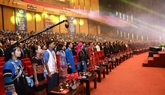 LUnion des jeunes vietnamiens tient son VIIIe Congrès national à Hanoï