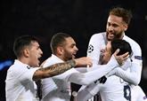 C1 : le PSG et Neymar retrouvent du brio, Atlético et Atalanta en 8es