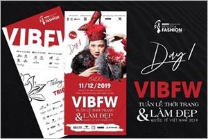 Semaine internationale de la beauté et de la mode du Vietnam 2019 à Hanoï