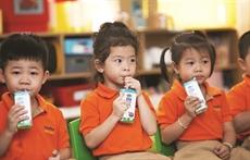 Programme Du lait à lécole : des résultats remarquables