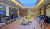 Des entreprises de Singapour étudient un projet daéroport de Quang Tri