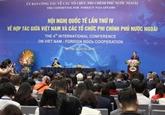 Une conférence sur la coopération entre le Vietnam et les ONG étrangères à Hanoï