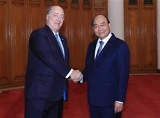 Les États-Unis sont lun des partenaires les plus importants du Vietnam