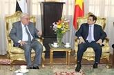 Un secrétaire du Comité central du Parti en visite en Égypte