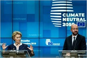 Neutralité carbone en 2050  lUE sengage mais sans la Pologne