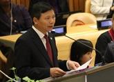 Le Vietnam présente ses priorités en tant que membre non permanent du Conseil de sécurité