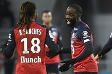L1 : Sanches offre une quatrième victoire consécutive à Lille
