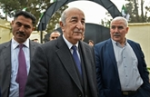 Abdelmadjid Tebboune, nouveau président de l'Algérie