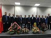 L'Association d'amitié Ukraine - Vietnam tient son 8e congrès