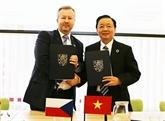 Cooperation Vietnam - République tchèque dans l'environnement