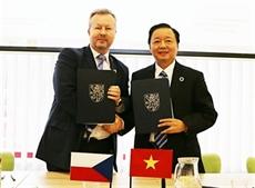 Cooperation Vietnam - République tchèque dans lenvironnement