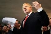 Grande-Bretagne : Johnson appelle à l'unité dans les terres arrachées aux travaillistes