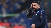 Italie :Naples battu pour la première de Gattuso, la Samp remporte le derby génois