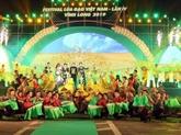Le 4e Festival du riz du Vietnam à Vinh Long