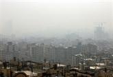 Pollution atmosphérique en Iran : écoles fermées dans plusieurs villes