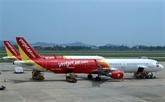 Les compagnies aériennes du Vietnam ont transporté près de 55 millions de passagers