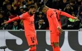 L1 : soirée noire pour Lyon, Paris facile champion d'automne