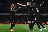 Angleterre : Manchester City fond sur Leicester et Tottenham sur Chelsea